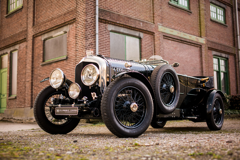 Bentley Le Mans Style Jb Classic Cars