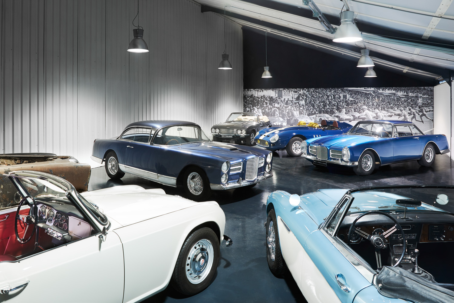 JB Classic Cars - For the few who want the finest