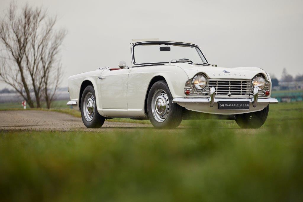 Triumph Tr4 1964 Jb Classic Cars